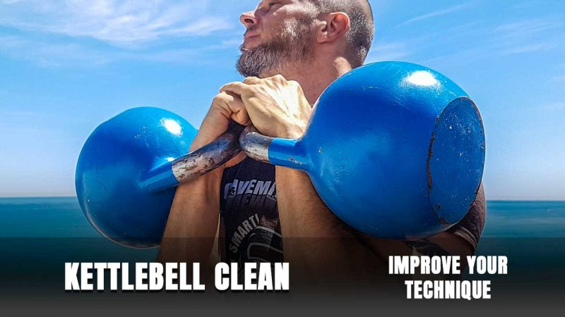 Improve your kettlebell clean