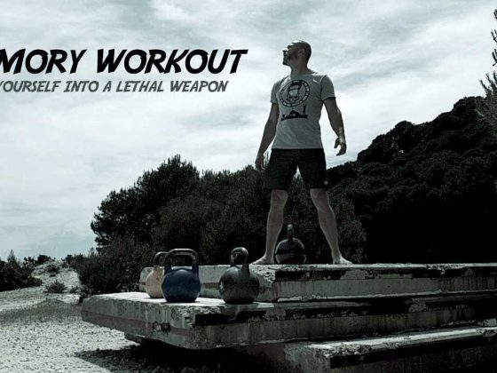 Armory Workout Functional Fitness Workout