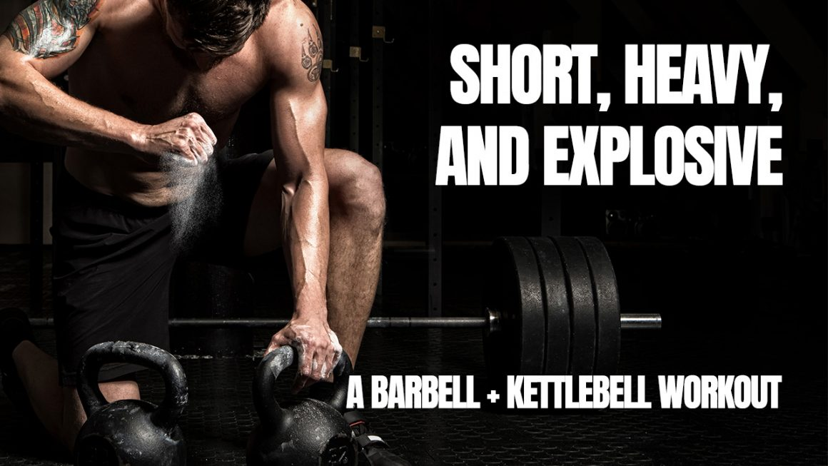 Kettlebell Workouts and Kettlebell Routines