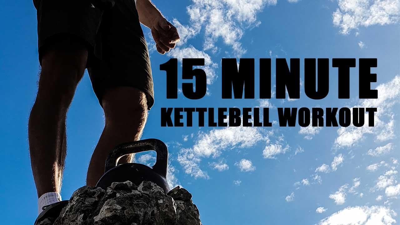15 minute kettlebell workouts