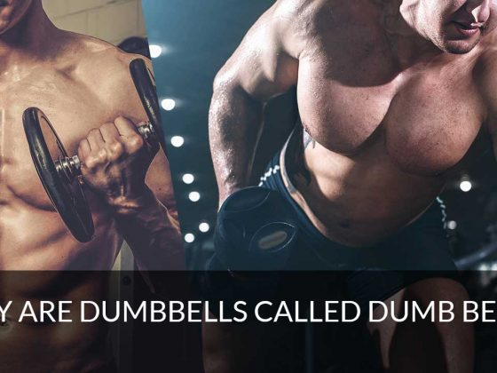 Why are dumbbells called dumbbells?