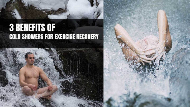 3 Benefits of Cold Showers for Exercise Recovery