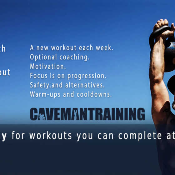 Weekly Online Kettlebell Workouts