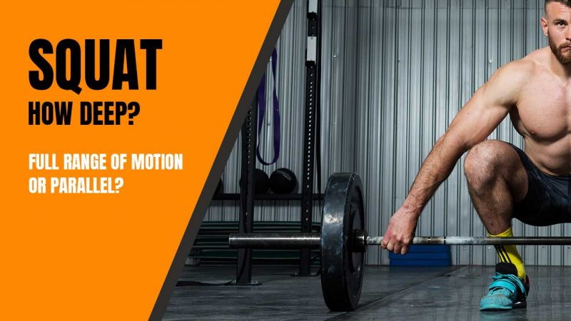 How Deep Should You Squat?