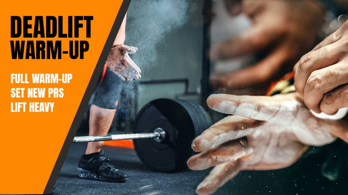 The Perfect Deadlift Warm-up
