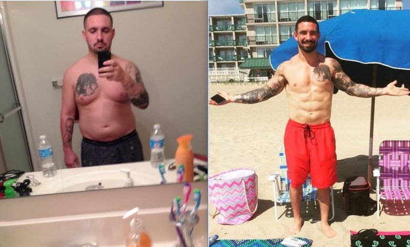 Gregs transformation