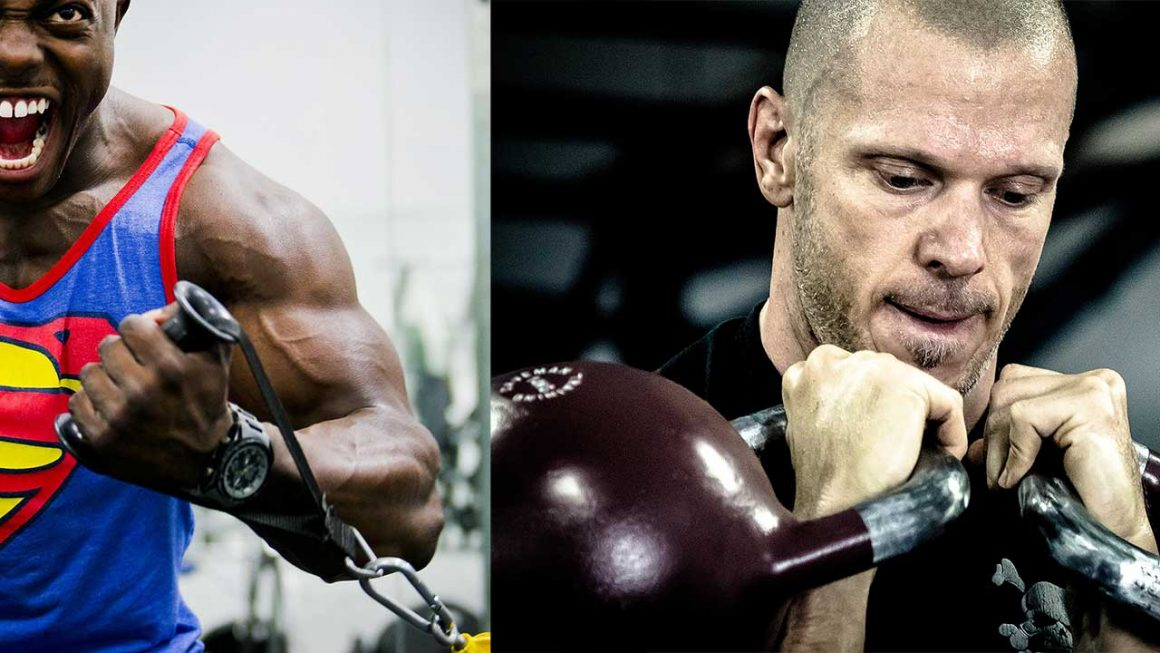Kettlebell Workouts As An Alternative to Cable Machine Exercises