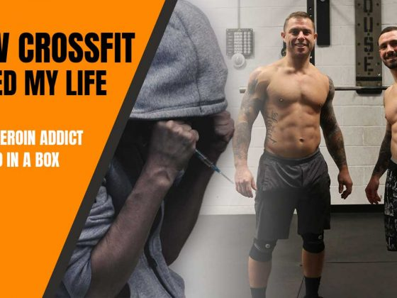 CrossFit motivational story