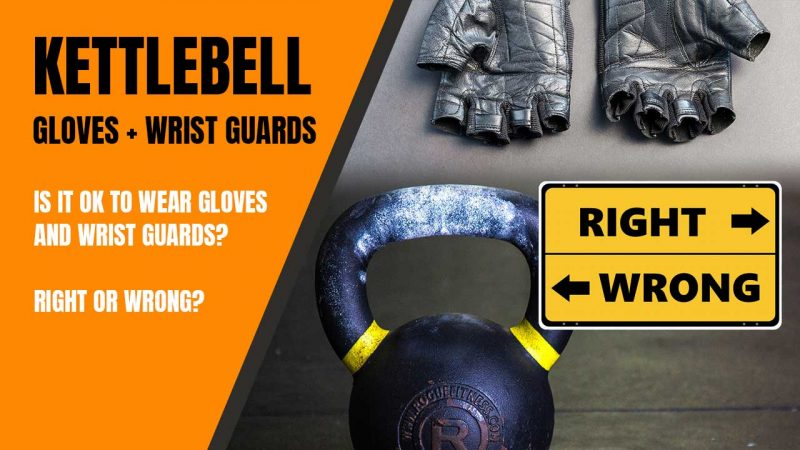 Kettlebell gloves and wrist guards Amazon
