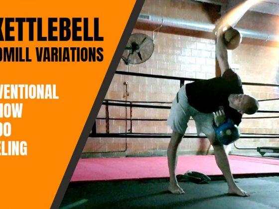7 kettlebell windmill variations