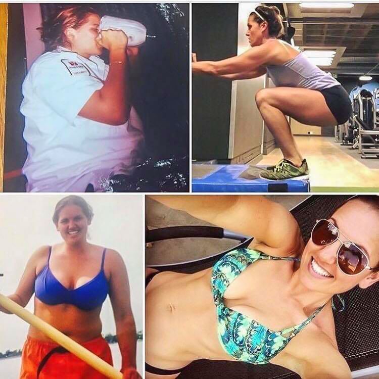 Jennifer Hintenberger Kettlebell Before and After Pictures