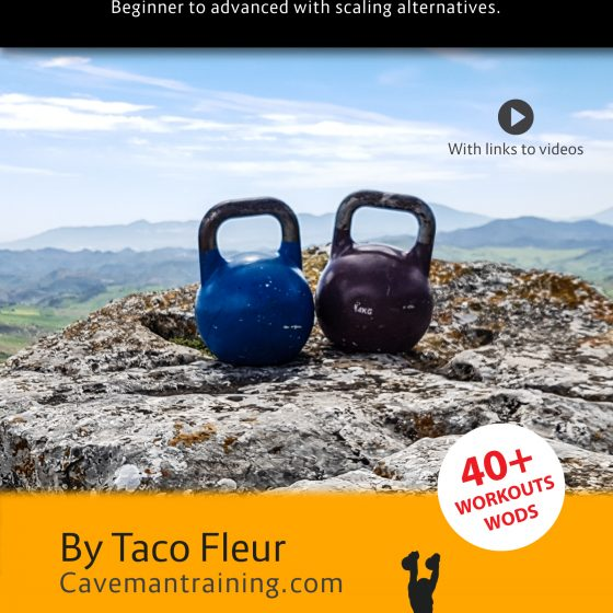 Kettlebell Workouts and Challenges 2.0