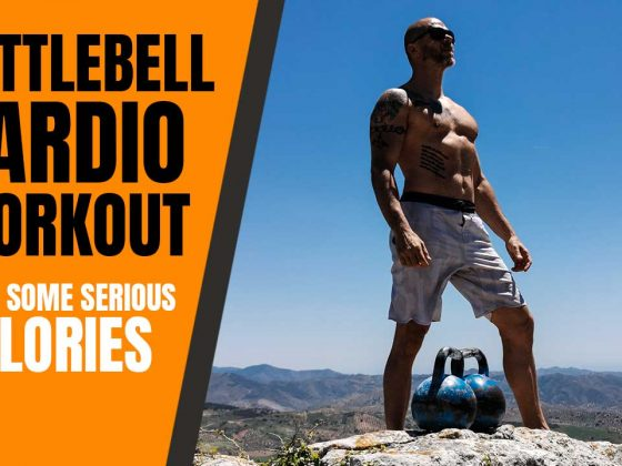 Kettlebell Cardio Workout