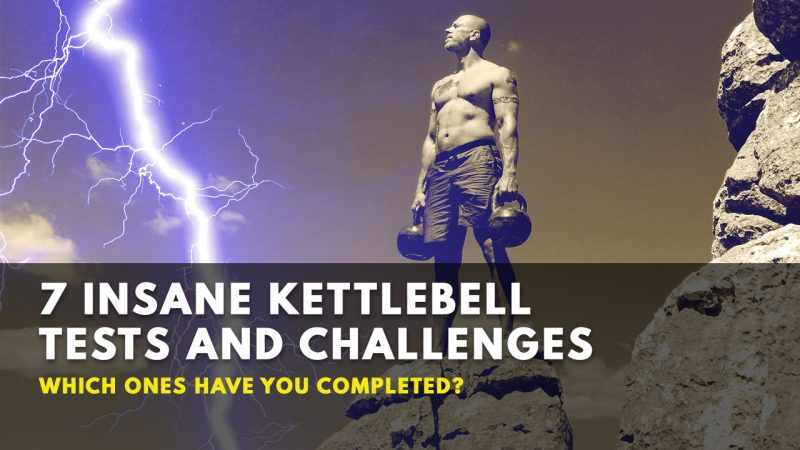Kettlebell snatch test