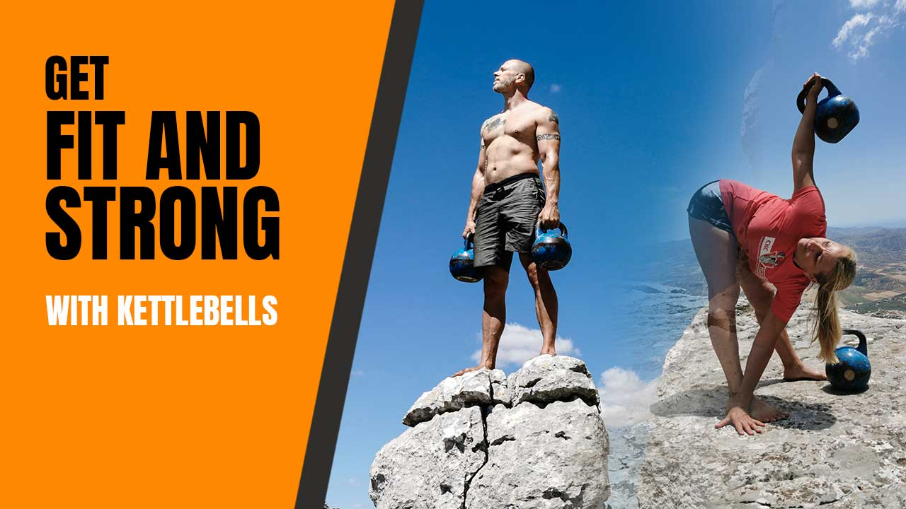 Get fit and strong with kettlebells