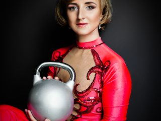 Oksana Nikifor Kettlebell Power Juggler