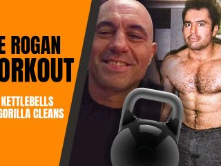 Joe Rogan Kettlebell Workout