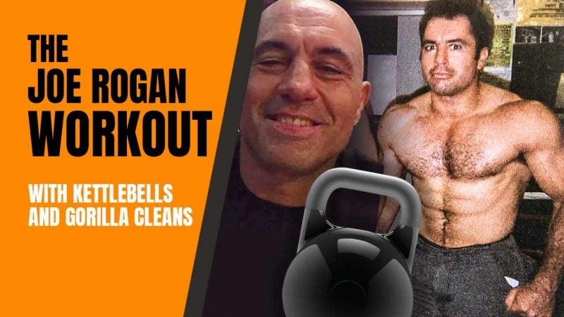 Joe Rogan Kettlebell Workout