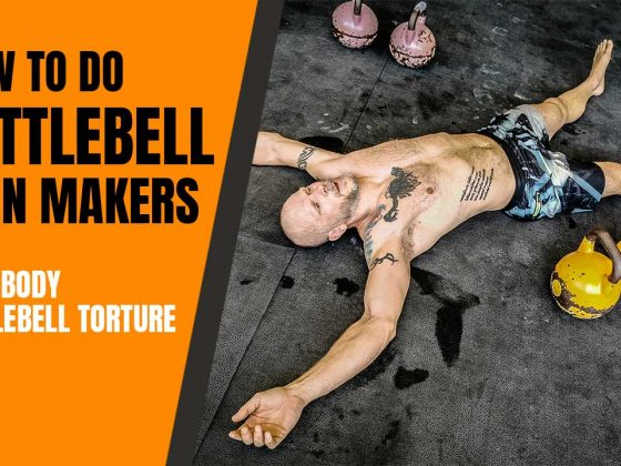 Kettlebell Man Makers