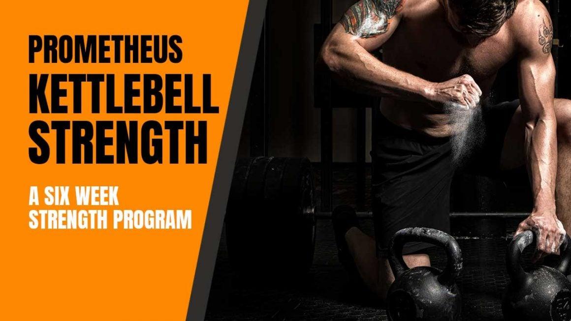Kettlebell strength program