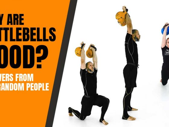 Why are kettlebells good?