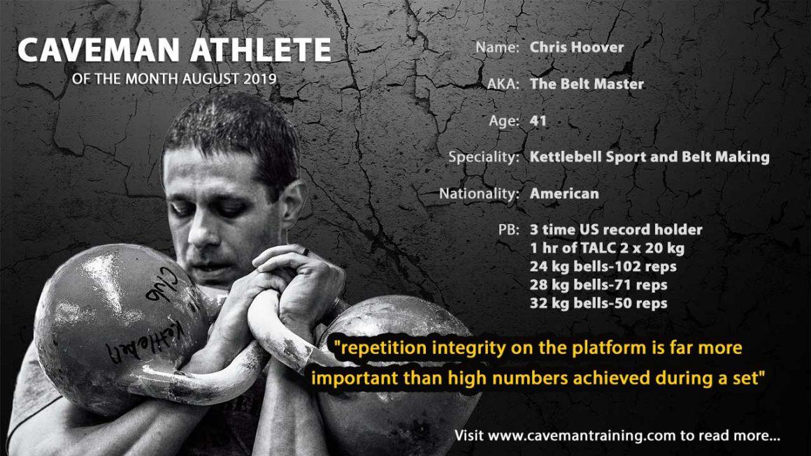 Chris Hoover Kettlebell Sport