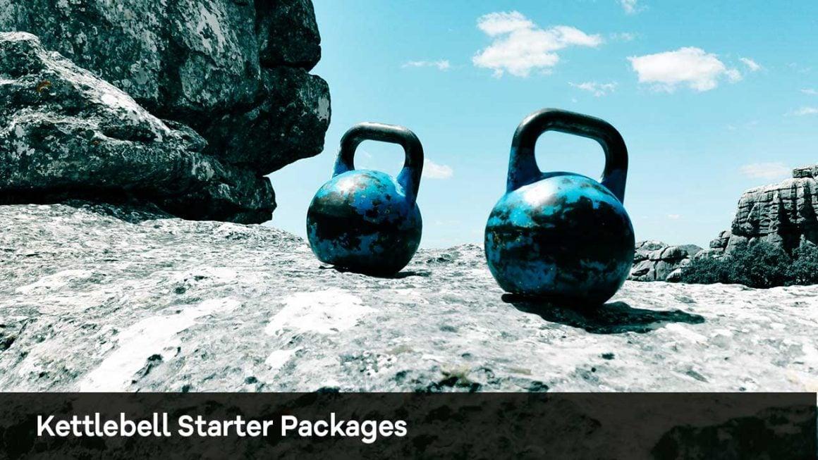 Kettlebell Starter Packages