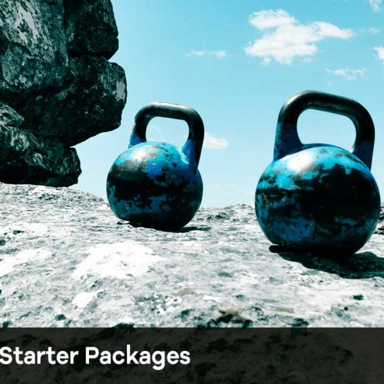 Kettlebell Starter Packages