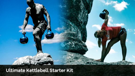 Ultimate Kettlebell Starter Kit