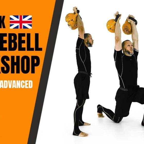 Kettlebell Workshop Essex UK