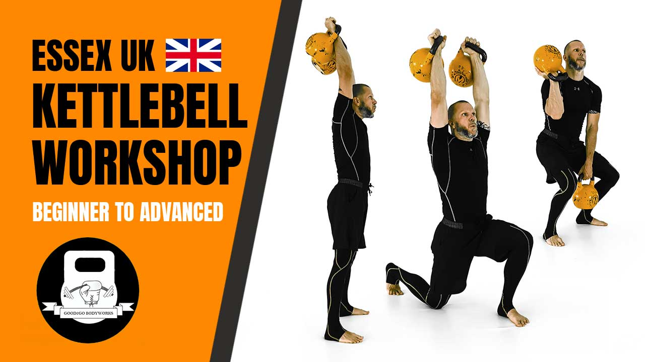 Kettlebell Workshop Essex UK