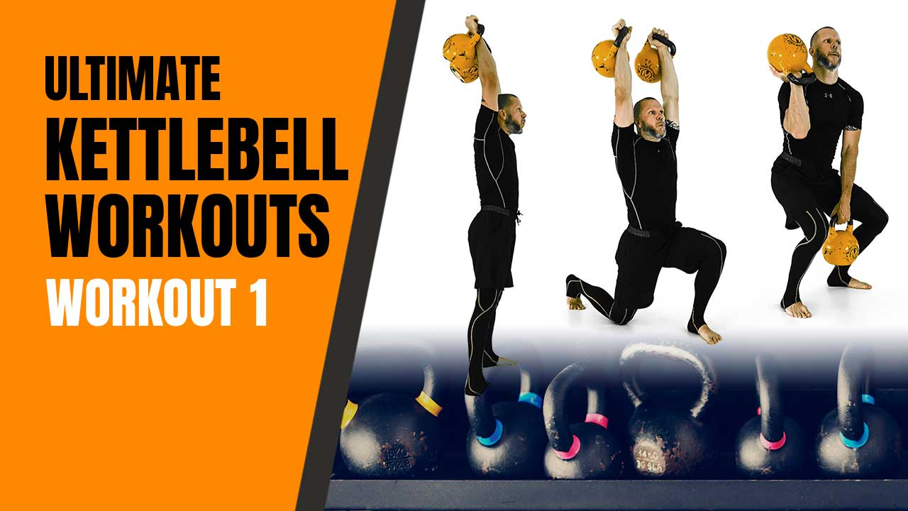 Kettlebell Workout 1