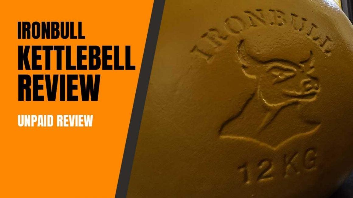 Iron Bull Kettlebell Review