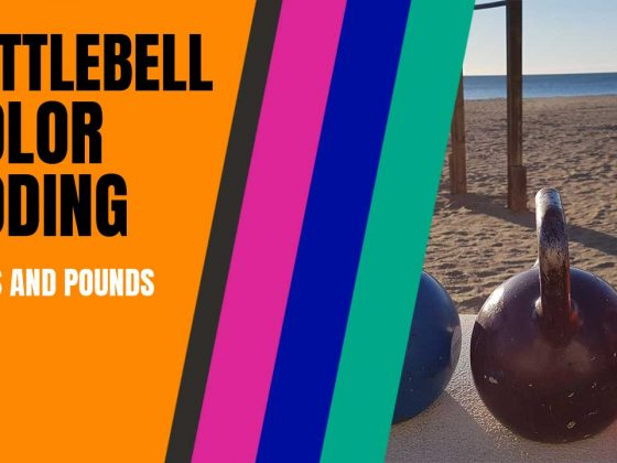 Kettlebell color coding