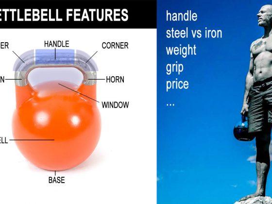 Kettlebell features