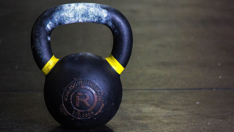 Rogue Color Coded Kettlebell