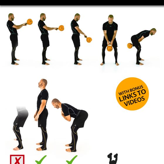 Kettlebell Swing Book