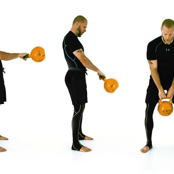 Kettlebell Swing Coaching Program