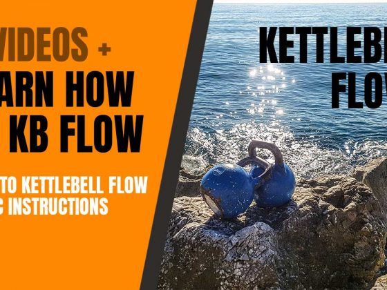 Learn how to kettlebell flow