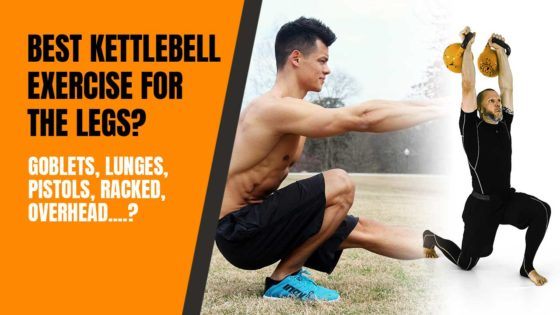 The best kettlebell exercise for the legs