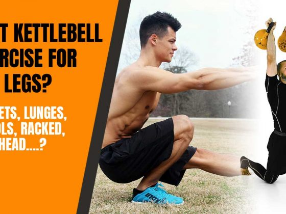 The best kettlebell exercise for the legs