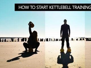 How to start kettlebell training?