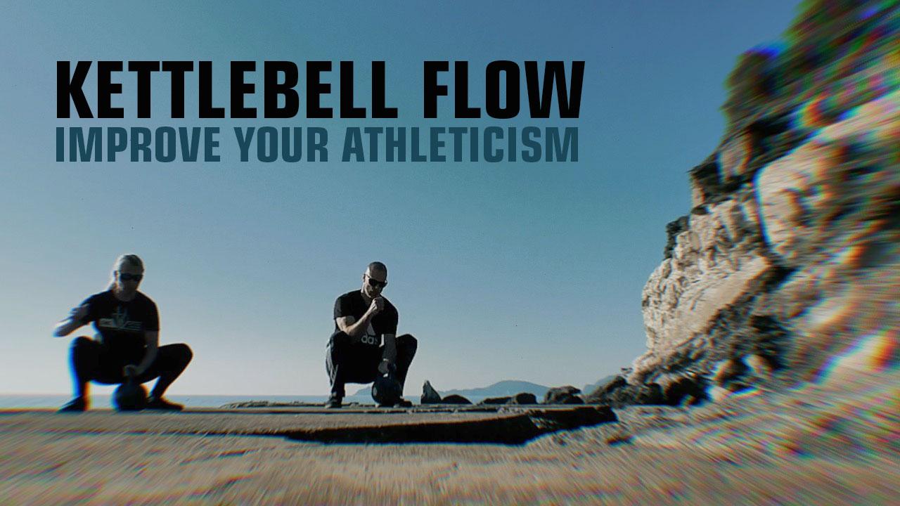 Kettlebell flows