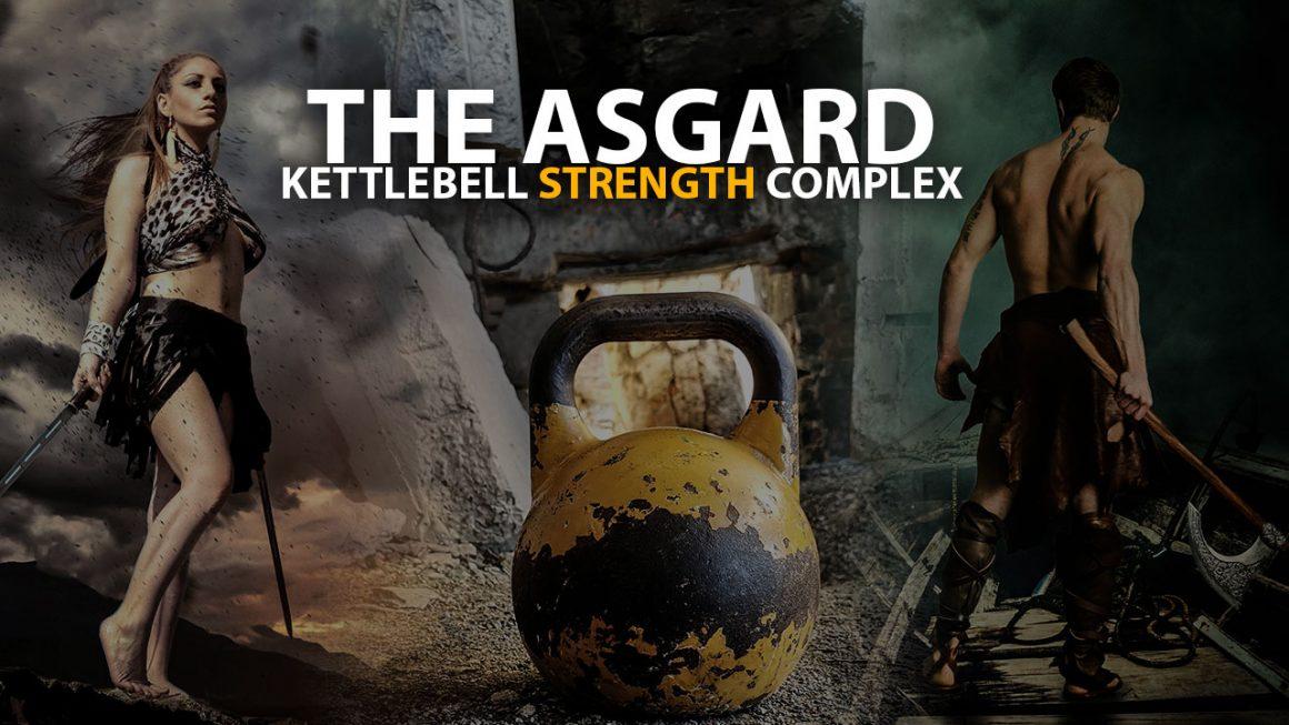Kettlebell Strength Complex
