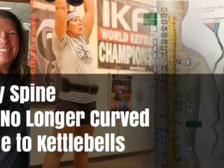 Kettlebells and scoliosis