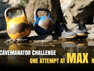 The Cavemanator Challenge