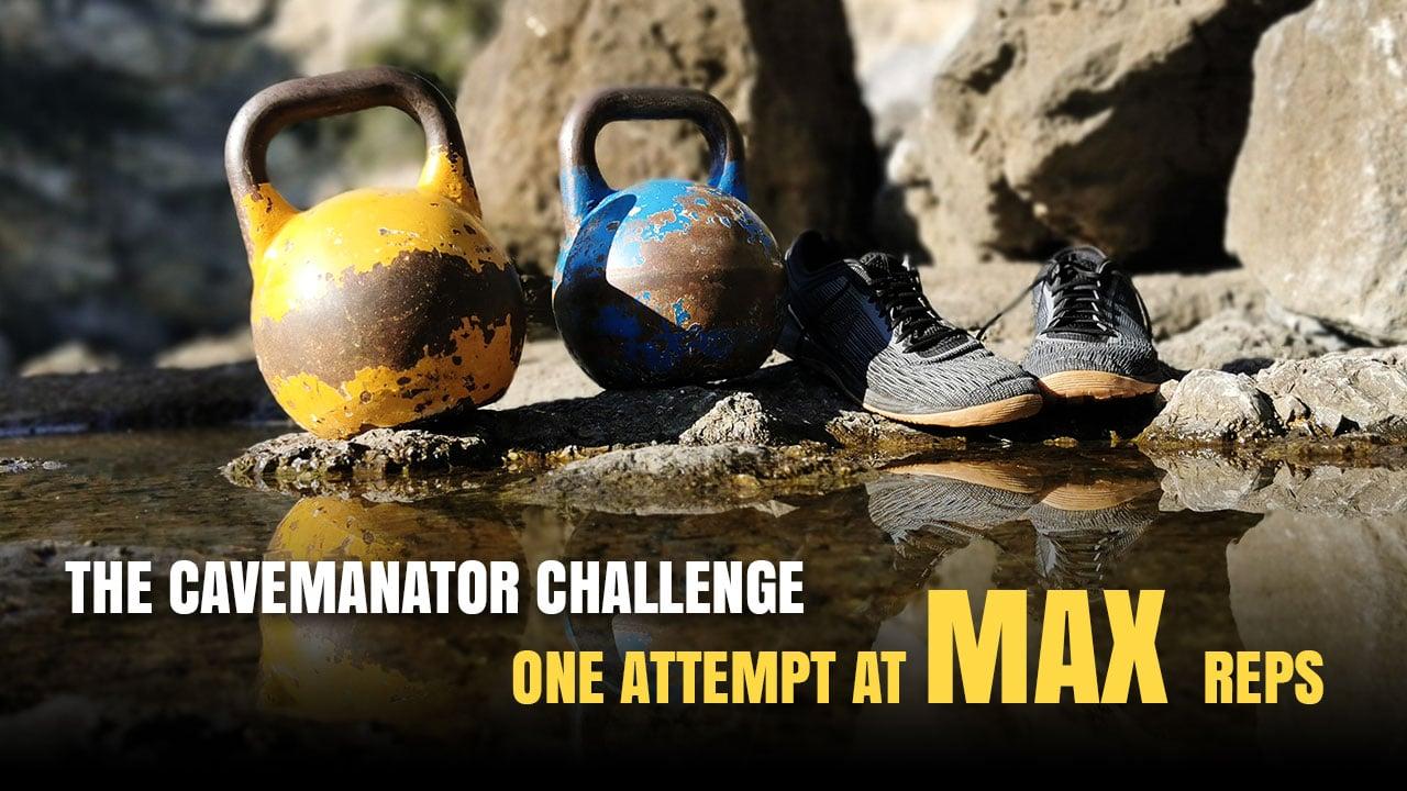 The Cavemanator Challenge
