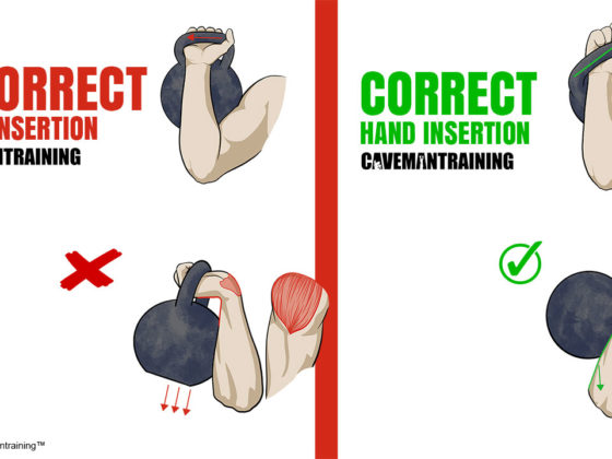 Kettlebell Correct Hand Insertion