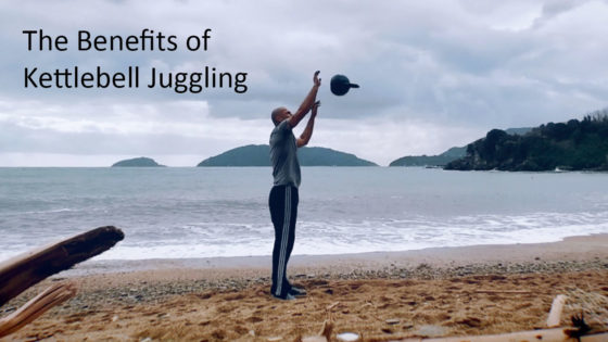 The Benefits of Kettlebell Juggling