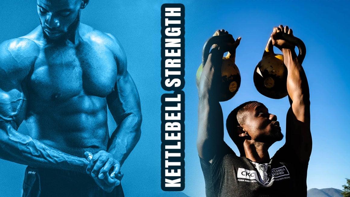 Kettlebell Strength Ladder